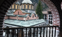 Rila monastery and Boyana church